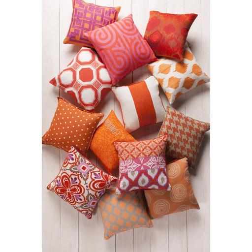 colorful pillows just in time for spring