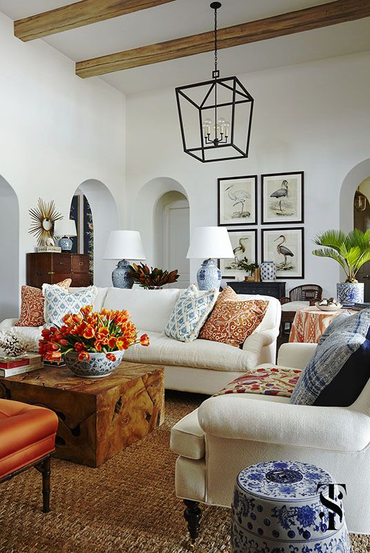 chinoiserie lamps summer thornton living room casual living