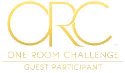 PROJECT SHUT THE FRONT DOOR, ONE ROOM CHALLENGE, BETTER HOMES AND GARDENS, ORC FALL 2018, #DESIGNNINJA, #ONEROOMCHALLENGE, #BHGORC, #PROJECTSHUTTHEFRONTDOOR, WEEK 4