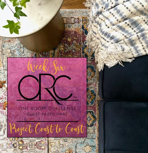 Project Coast to Coast, Christine Kohut Interiors, design ninja, designninja, ORC, one room challenge, better homes and gardens, design blog, bedroom makeover, guest bedroom ideas, bedding