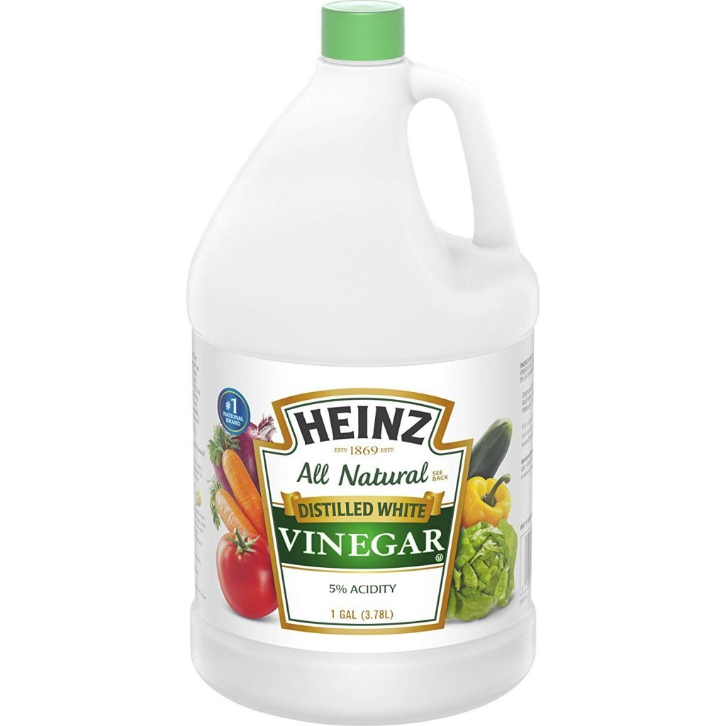 Heinz Distilled White Vinegar, life hacks, tips and tricks, household, Christine Kohut Interiors, design ninja