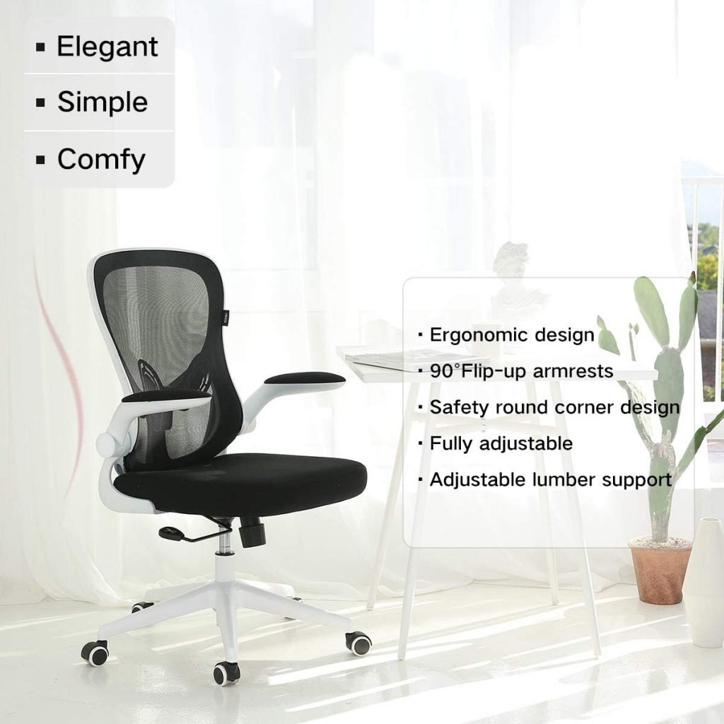 Christine Kohut Interiors, #designninja, Design Ninja, ORC, One Room Challenge, Better Homes and Gardens, #betterhomesandgardens, #bhgorc, #oneroomchallenge, home office, makeover, before and after, ergonomic desk chair, herman miller alternative